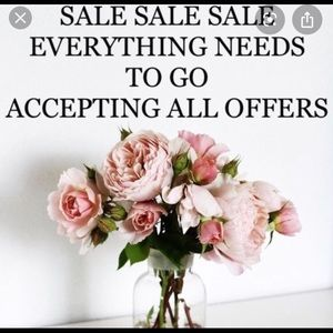 Accessories - Moving Sale 50% off my entire closet!